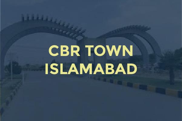 CBR Town Islamabad